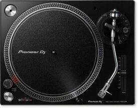 Pioneer DJ パイオニア PLX-500-K -DIRECT DRIVE TURNTABLE-【送料無料】
