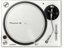 Pioneer DJ パイオニア PLX-500-W -DIRECT DRIVE TURNTABLE-【送料無料】