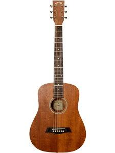 S.Yairi Sヤイリ ミニアコースティックギター YM-02 MH【今なら弦、ストラップ、チューナー、ピックをプレゼント!】