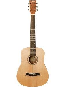 S.Yairi Sヤイリ ミニアコースティックギター YM-02 NTL【今なら弦、ストラップ、チューナー、ピックをプレゼント!】
