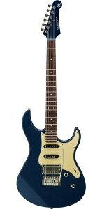 YAMAHA ヤマハ エレキギター PACIFICA612VIIX マットシルクブルー(MSB)【 ソフトケース付き 】【クリップチューナー、ストラップ、ケーブル、ピック付き】