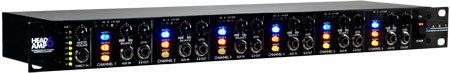 ART HEADAMP 6 - 6CH. HEADPHONE AMP-【 スタジオクオリティ向上計画 】【 RECORDING EFFECTOR 】【送料無料】