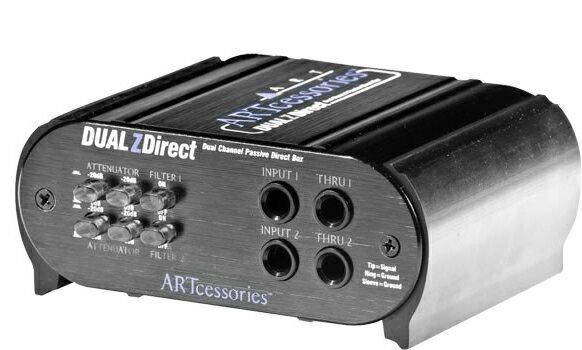 ART Dual Z Direct【 スタジオクオリティ向上計画 】【 RECORDING EFFECTOR 】