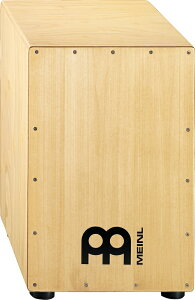 "MEINL カホン ヘッドライナーシリーズHCAJ1NT headliner NATURAL Rubber Wood 11 3/4""x 18""x 11 3/4""【送料無料】"
