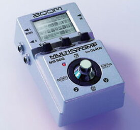 ZOOM ズーム MULTI STOMP MS-50G For Guitar (MS50G)