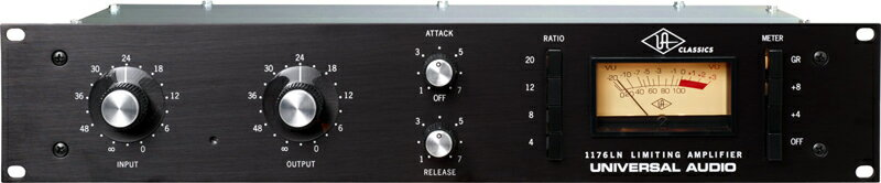 UNIVERSAL AUDIO 1176LN -Classic Limiting Amplifier-【送料無料】