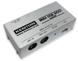 KENTON MIDI USB HOST MkII 【送料無料】