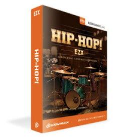 百科事典並の収録内容!ヒップホップ専用EZX拡張ドラム音源、TOONTRACK EZX HIP-HOP!