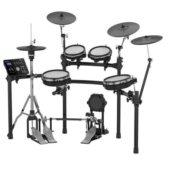 【お買い物マラソン開催中 ポイント10倍 〜4/20 23:59まで】電子ドラム ローランド Roland V-Drums TD-25KV-S【送料無料(離島を除く)】