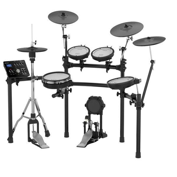 【お買い物マラソン開催中 ポイント10倍 〜4/20 23:59まで】電子ドラム ローランド Roland V-Drums TD-25K-S 3-Cymbal 【ハイハットスタンド付】 (ペダル別売り) 【送料無料(離島を除く)】