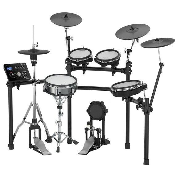 【お買い物マラソン開催中 ポイント10倍 〜4/20 23:59まで】電子ドラム ローランド Roland V-Drums TD-25KV-S Deluxe+ (Plus) 【パッド下取りキャンペーン中!!】【送料無料(離島を除く)】