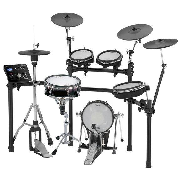 【お買い物マラソン開催中 ポイント10倍 〜4/20 23:59まで】電子ドラム ローランド Roland V-Drums TD-25KV-S Ultra 【パッド下取りキャンペーン中!!】【送料無料(離島を除く)】