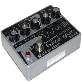 Death by Audio Supersonic Fuzz Gun【送料無料】