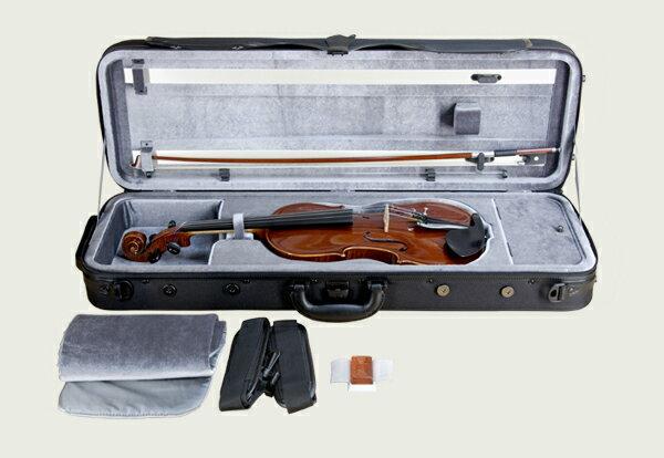 鈴木バイオリン Outfit Violin SUZUKI No.500(サイズは4/4のみとなります) 【送料無料】