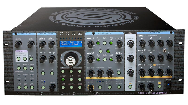 Studio Electronics Code 8 Voice 【送料無料】