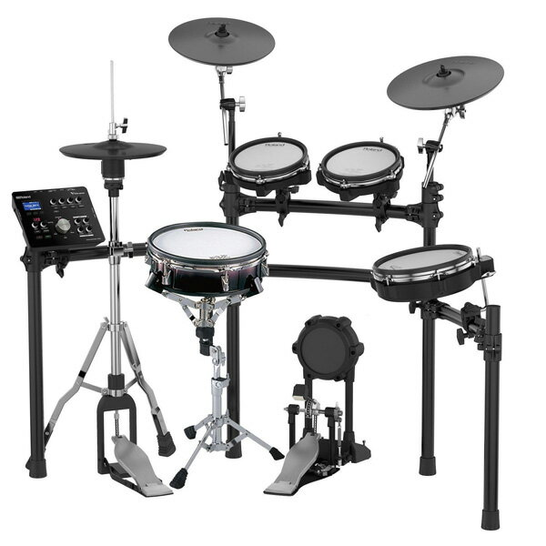 【お買い物マラソン開催中 ポイント10倍 〜4/20 23:59まで】電子ドラム ローランド Roland V-Drums TD-25KV-S Deluxe 2Cymbal【パッド下取りキャンペーン中!!】【送料無料(離島を除く)】