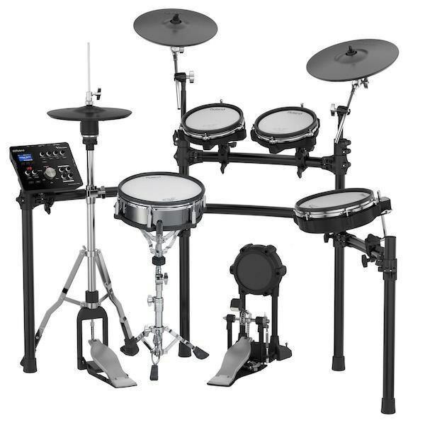 【お買い物マラソン開催中 ポイント10倍 〜4/20 23:59まで】電子ドラム ローランド Roland V-Drums TD-25KV-S Deluxe+(plus) 2Cymbal 【パッド下取りキャンペーン中!!】【送料無料(離島を除く)】