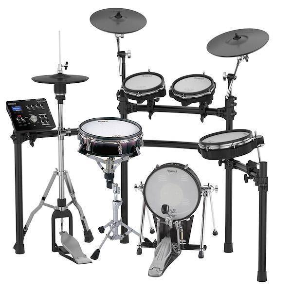 【お買い物マラソン開催中 ポイント10倍 〜4/20 23:59まで】電子ドラム ローランド Roland V-Drums TD-25KV-S Ultra 2Cymbal【パッド下取りキャンペーン中!!】【送料無料(離島を除く)】