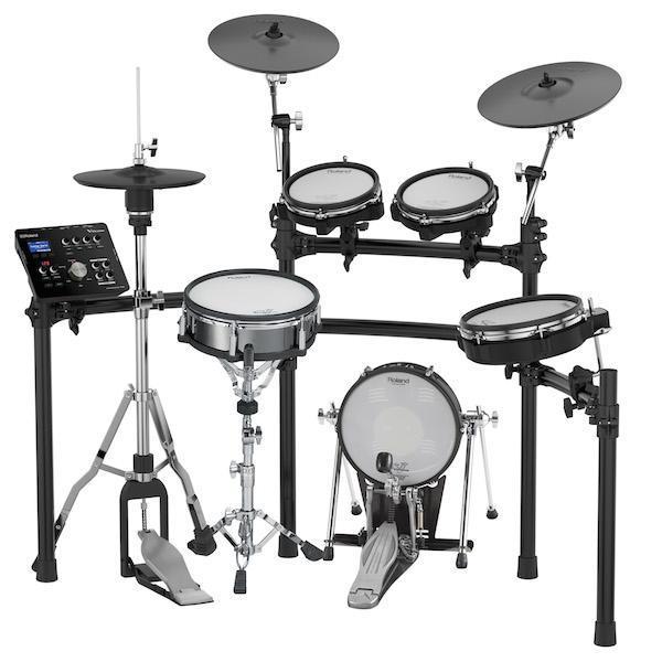 【お買い物マラソン開催中 ポイント10倍 〜4/20 23:59まで】電子ドラム ローランド Roland V-Drums TD-25KV-S Ultra+(plus) 2Cymbal 【パッド下取りキャンペーン中!!】【送料無料(離島を除く)】