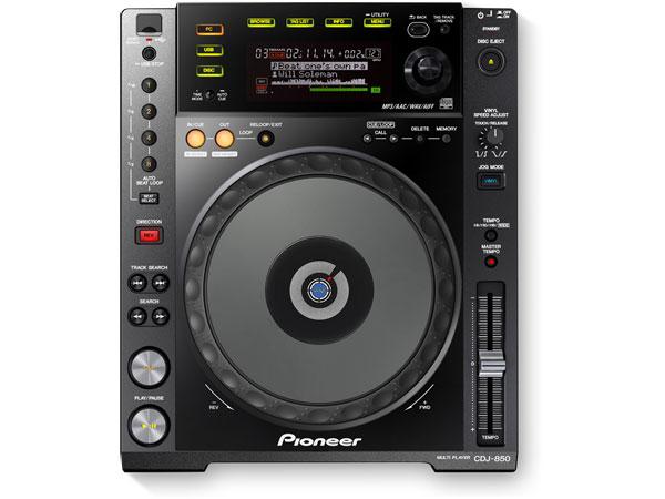 Pioneer DJ パイオニア CDJ-850-K【送料無料】