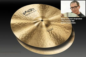 "PAISTE Formula 602 Modern Essentials (Essectials) Hi-Hat 15"" TOP【送料無料】"