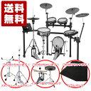 電子ドラム ローランド Roland V-Drums TD-25KV-S Ultra+【パッド下取りキャンペーン中!!】【ドラムマット、イス、ペダル、スティック...