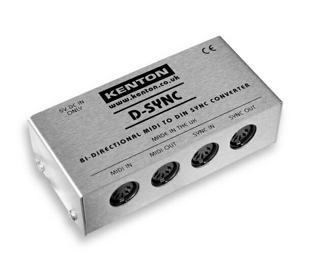 KENTON D-Sync 【 スタジオクオリティ向上計画 】
