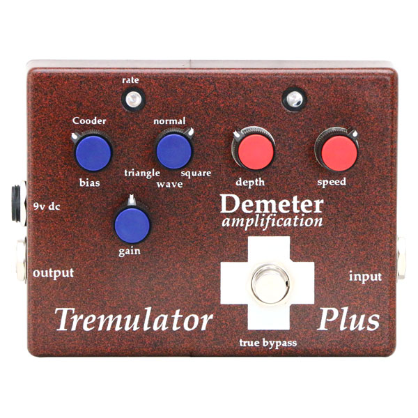 Demeter Amplification Tremulator Plus【送料無料】
