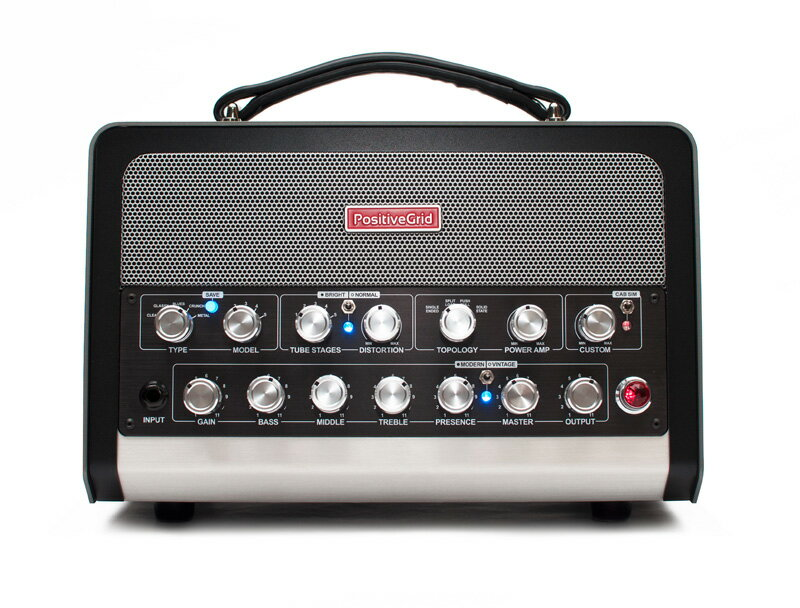 Positive Grid BIAS Head 600W AMP MATCH AMPLIFIER【送料無料】