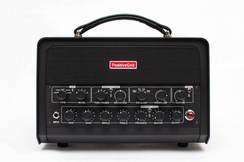 Positive Grid BIAS Head DSP AMP MATCH PRE AMPLIFIER【送料無料】