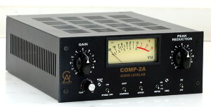 Golden Age Project (GAP) COMP-2A Vintage LA-2A Style Tube Compressor/Limiter【送料無料】