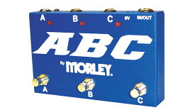 MORLEY 1in/3out (3in/1out) パッシブセレクター ABC BOX