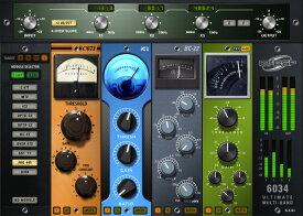 MCDSP 6034 Ultimate Multi-band Native v6【送料無料】【ダウンロード販売】