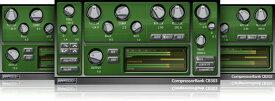 MCDSP Compressor Bank Native v6【送料無料】【ダウンロード販売】