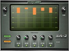 MCDSP SA2 Dialog Processor Native【送料無料】【ダウンロード販売】