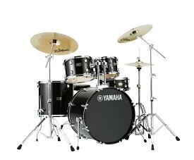 YAMAHA ドラムセット RYDEEN スタンダードセットRDP2F5STD ブラックグリッター:BLG【送料無料】