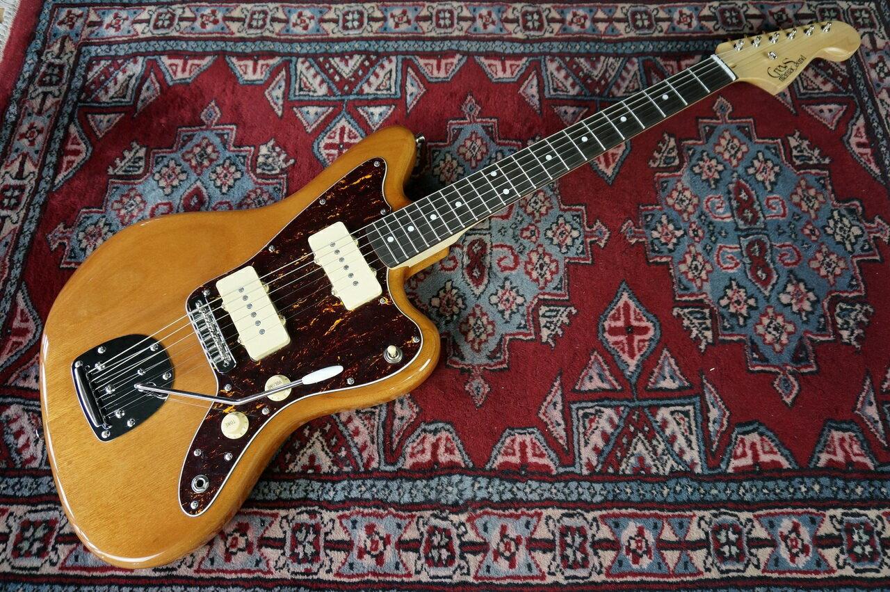 エレキギター ジャズマスター タイプ Crews Maniac Sound KEY KTR JM-PH/WLN 【送料無料】