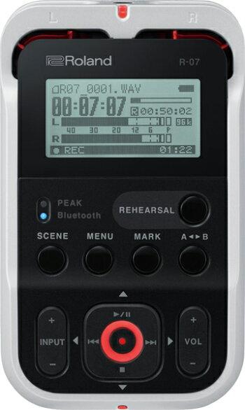 RolandローランドオーディオレコーダーR-07
