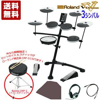 RolandV-DrumsKitTD-1KV3cymbal