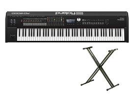 Roland ローランド デジタルピアノ RD-2000 X型スタンドセット【送料無料】