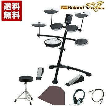 ローランド電子ドラムRolandV-DrumsKitTD-1KV