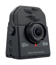 ZOOM ズーム Handy Video Recorder Q2N-4K【送料無料】