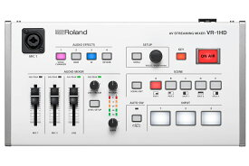 Roland AV STREAMING MIXER VR-1HD【送料無料】