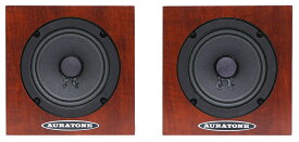 AURATONE 5C (woodgrain) Super Sound Cube Pair -Monitoring Speaker-【送料無料】