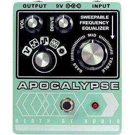 Death by Audio APOCALYPSE -5 mode wild fuzzes-【送料無料】