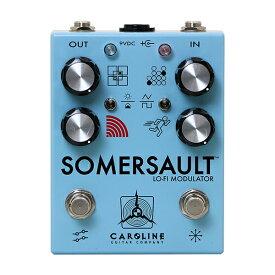 Caroline Guitar Company / SOMERSAULT -Lo-Fi Modulator chorus-y/vibrato-y/faux-rotary-【送料無料】