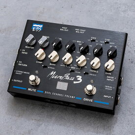 EBS プリアンプ MicroBass 3 Professional Outboard Preamp【送料無料】