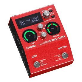 【即納可能】BOSS RC-10R Rhythm Loop Station (RC10R)【送料無料】【あす楽対応_関東】