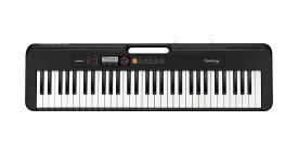 CASIO CT-S200 BK カシオ 61鍵盤 キーボード 電池駆動【送料無料】