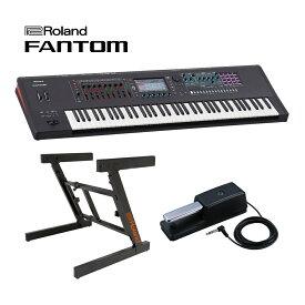 ローランド シンセサイザー Roland FANTOM-7 Synthesizer Keyboard プライムセット【送料無料】